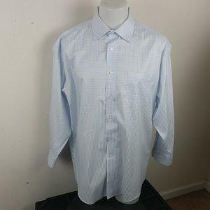 Jos. A. Bank Reserve Dress shirt,  Sz 17.5 - 33